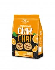CIACHA- Ciasteczka z nadzieniem owocowym- Pomarańcza