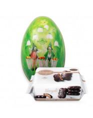 Katarzynki w czekoladzie PUSZKA JAJKO